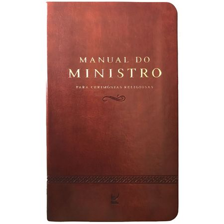 Manual-do-Ministro-PU-Marrom